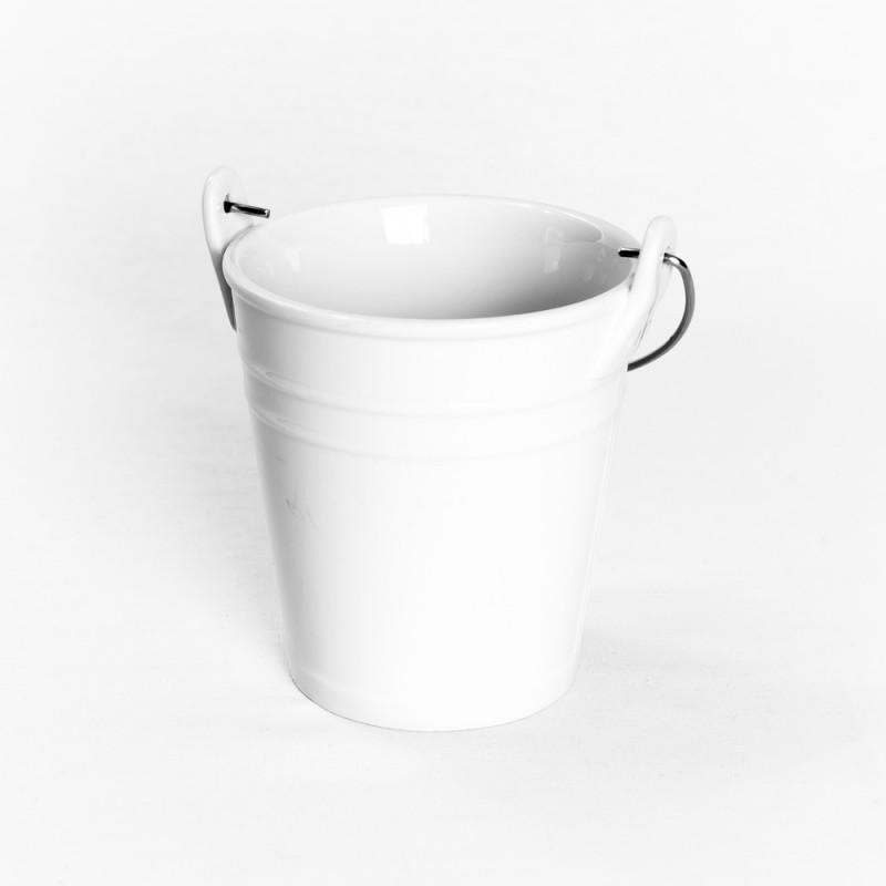 poubelle de table porcelaine en location