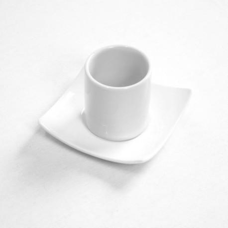 Tasse et sous tasse ZEN