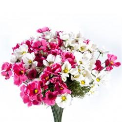 Fleur : cosomos / tiges de 10/12 fleurs