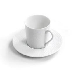 Tasse et sous tasse AUGUSTINE