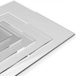 Plaque Plexiglass